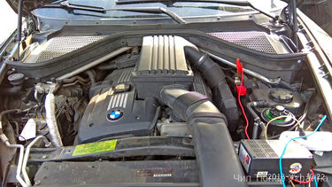 Chiptuning BMW X5 3.0si 2012 year