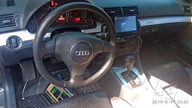 Chiptuning Engine Audi A4 2.5l V6 TDI 2002 year