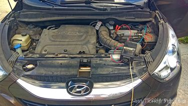 Chiptuning engine Hyundai ix35 2011 year