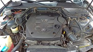 Chiptuning Engine Deleted catalist Infiniti FX35 2005 year.jpg