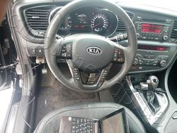 Chiptuning Dnepr Kia Optima 2015 year