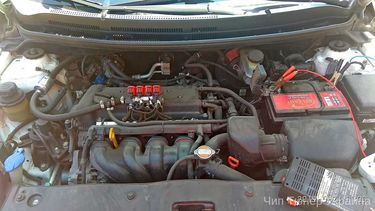 Chiptuning engine Kia Rio 2016 year for LPG.jpg