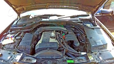 Chiptuning Engine Mercedes Benz W140