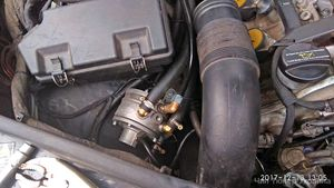 Chiptuning engine deleted catalist Mercedes Benz GL450 2010 year.jpg