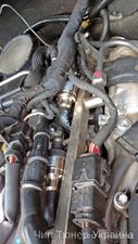 Chiptuning engine deleted catalist Mercedes Benz GL450 2012 year.jpg