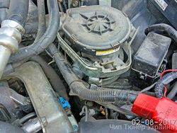 Chiptuning Subaru Forester deleted secondary Air Pump