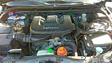Chiptuning Engine Suzuki Grand Vitara GBO KME 2010 year