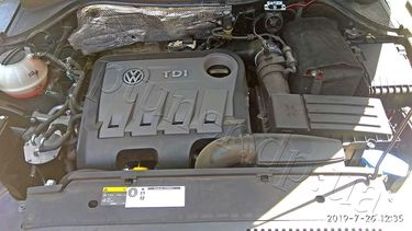 chiptuning engine Volkswagen Tiguan 2016 year