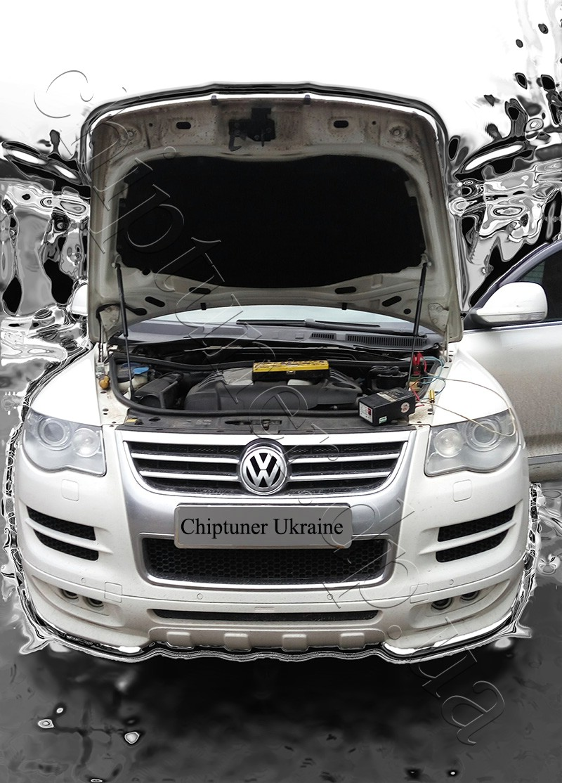 Chiptuning Engine VW Touareg 3.0 BKS