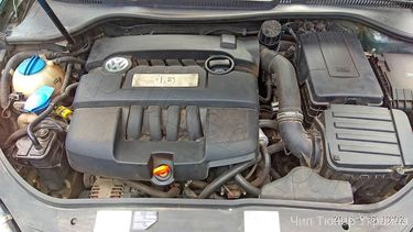 Chiptuning engine Volkswagen Golf 2005 year