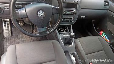 Chiptuning engine Volkswagen Golf 2007 year