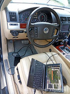Chiptuning Engine Volkswagen Touareg 2006 year